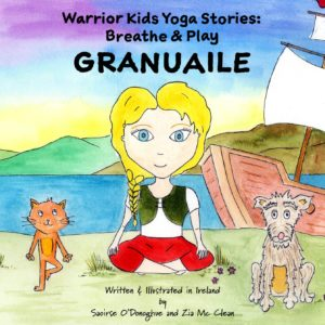 Warrior Kids Yoga Stories Book